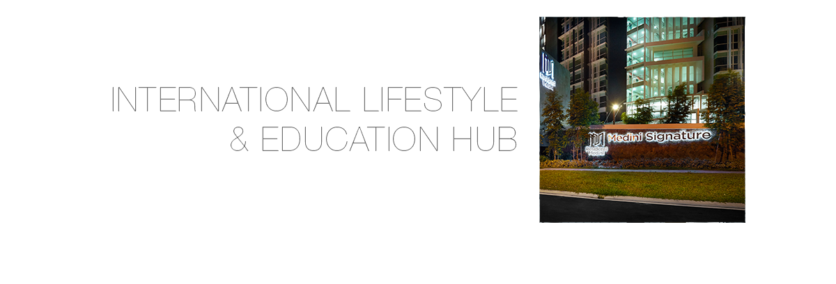 International Lifestyle & Education Hub