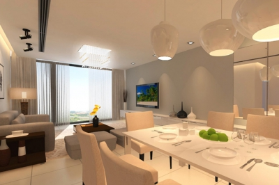 Medini Signature Type G Living Dining